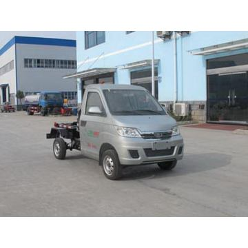 Pure Electric Mini Hook Lift Garbage Truck