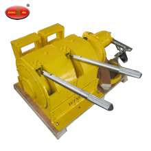 Ma Certification Mining Rascador eléctrico Winch