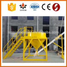 Color and capacity customized Vertical cement silo for cement storage