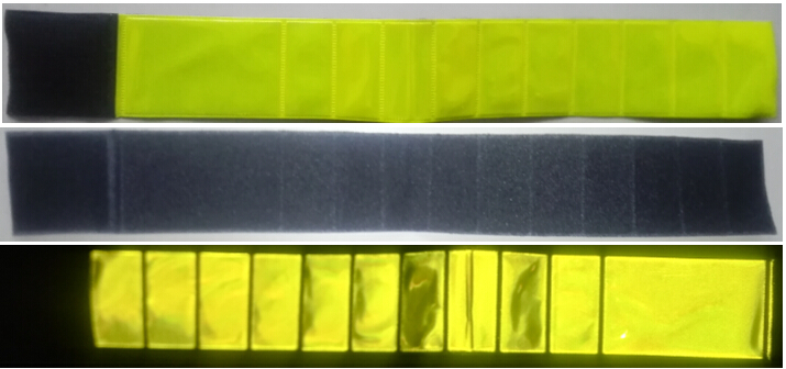 Reflexite PVC tape yellow