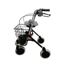 Andador de cuatro ruedas de alta calidad