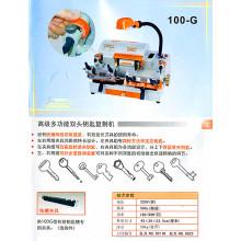 Máquina de alta copia de doble clave, máquina de bloqueo seguro, máquina de clave tubular (AL-100G)