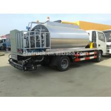 Bom preço Dongfeng 6m3 caminhão asfalto spray, 4x2 asphaltum estrada reparação veículo
