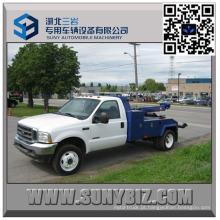 Caminhão leve da recuperação do dever Ind10 de 10 toneladas