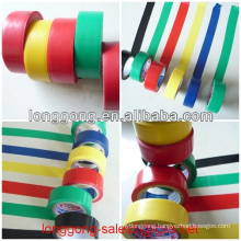 Insulation tape of PVC for transformer