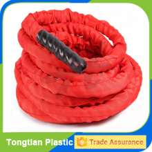 Crossfit Polyester Battle Rope with Handle