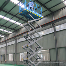 factory sale self propelled load cheap lightweight mobile scissor lift