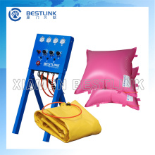 Factory Stone Block Push Device Thin Polymer Cushion Air Bag