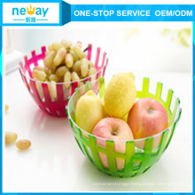 Neway Coloured Glaze Plastic Plate
