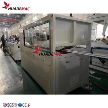 Maschine zur Herstellung von PE-PC-Profilextrusionslinien
