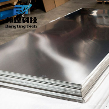 Placa de aluminio del revestimiento de aluminio de la hoja Fabricantes