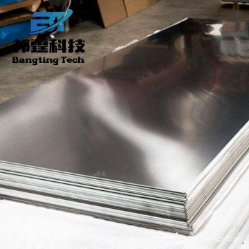 Fabricantes de chapa de alumínio para revestimento de alumínio