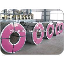 Materiales de construcción o chapa de acero color