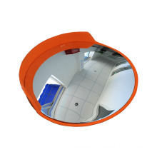 30/45/60/80/100cm Traffic Safety Outdoor PC Convex Mirror Expand View for Road Corner, car convex mirror