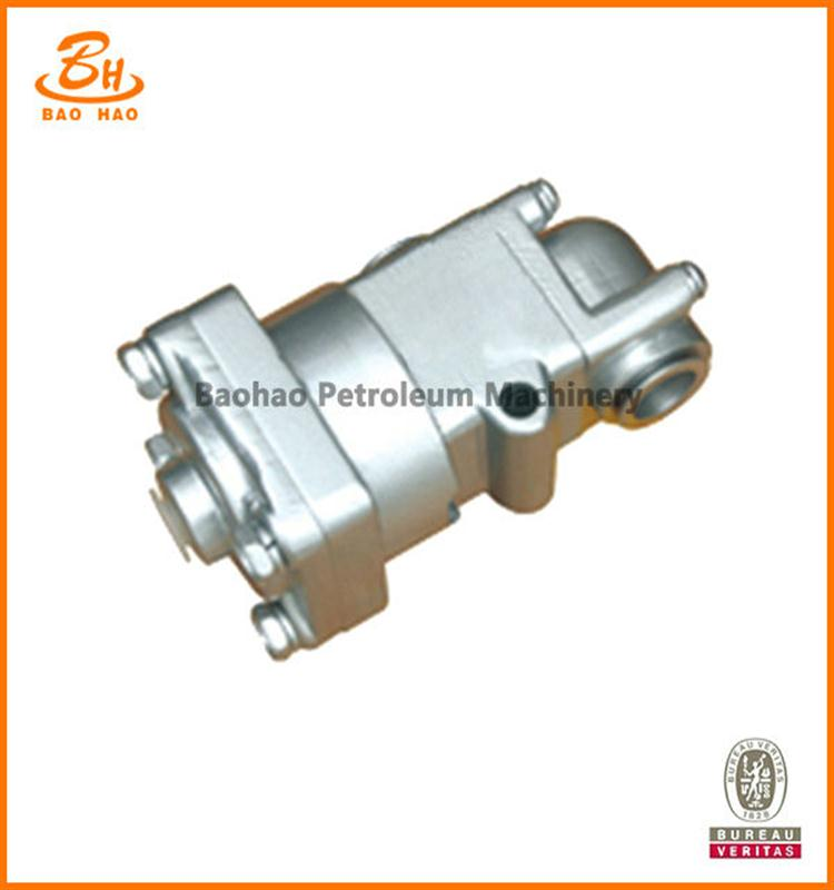 2 Position 3 Way Normally Closed Gas Control Valve