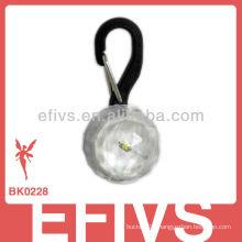 2013 Multifunctional Fluorescent Aluminium alloy carabiner with