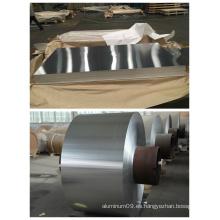 Hoja de aluminio y bobina