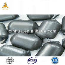 carbón activado químico