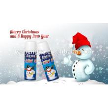 Party Schaum gefälschte Snow Spray Großhandel Weihnachten Schnee Spray