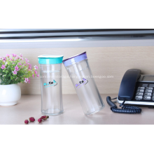 Hiqh Quality Colorful Plastic Travel Mug