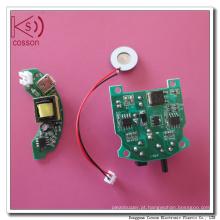 Fabricante de névoa ultra-sônica de 16mm com pequeno circuito de driver