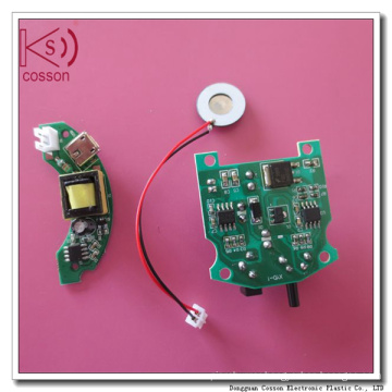 16mm Ultrasonic Mist Maker with Small Driver Circuit