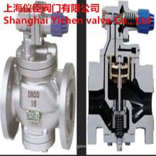Vanne de réduction de pression de vapeur haute sensibilité RP-6