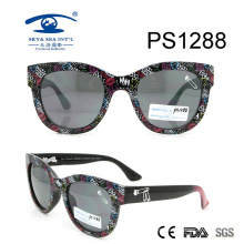 China Wholesale Black Patten Kid Plastic Sunglasses (PS1288)