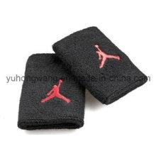 Bracelet / bandeau de haute qualité en coton Terry Sports