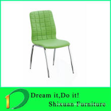 Modern lounge living room chair with metal frame