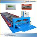 roofing tile roll forming machine/ steel profile making machine