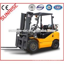Niedriger Preis 1T-5T Benzin LPG CNG Gabelstapler