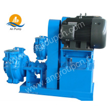 Horizontal Slurry Pump for Pumping Slurries and Sludges