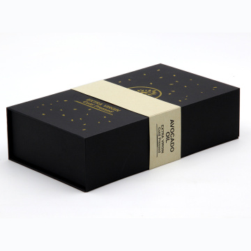 Partihandel Custom Logo Luxury Gift Packaging Box
