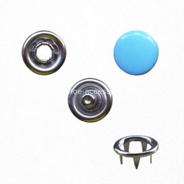 10mm Blue Capped Ring Prong Fastener