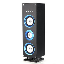 High fidelity superior quality 3000mAh sound best small speakers Support USB/TF card /Audio input jack