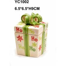 Ручная роспись Рождественский подарок Box