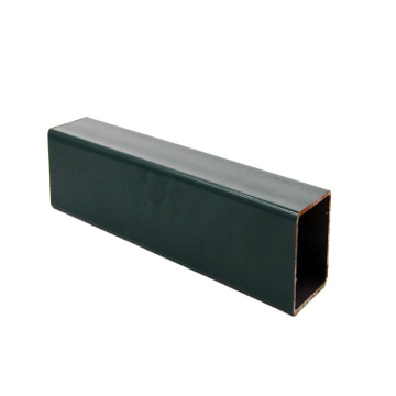 shs rhs steel tube ! China BI finish q195 oiled cold rolled square steel black annealed tube