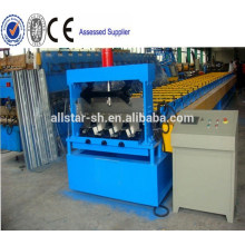 Construction material metal floor decking roll forming machines