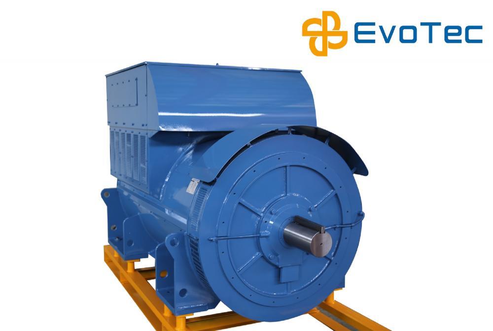 13.8kV Industrial Alternator