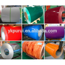 Professional colored steel sheet coils for construction and hot rolled building material