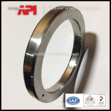 hot sale ring joint/rtj gasket with API standard