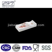 A026 High quality ceramic porcelain chopsticks frame