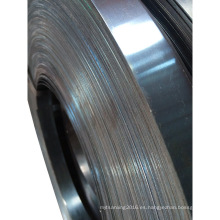 Tiras de acero galvanizado / tiras de hierro para embalaje
