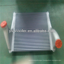 heavy-duty truck intercooler