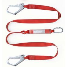 Cinto de segurança com cordão de amortecedor