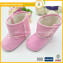 2015 high quality low price of the new born winter baby boots of 0-18mos