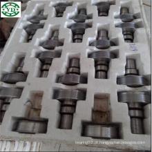 Rolo aberto completo do rolamento do rotor de matéria têxtil completo 76-3-7 completo