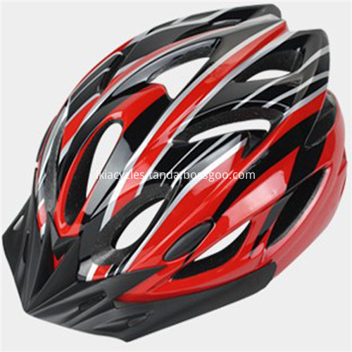 Colored Unibody Cycling Bicycle Helmets