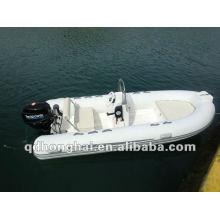 barcos infláveis rígidos barcos barco da velocidade RIB400 do CE
